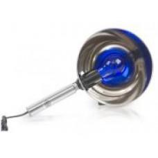 Синяя лампа Модерн рефлектор Минина